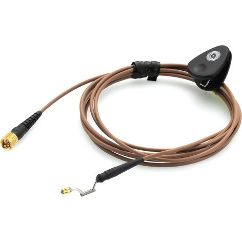 DPA Microphones CH16C34  Cable, d:fine Headset Mic, 3.5mm Locking, Brown CH16C34