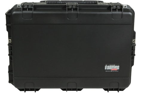 SKB Cases 3i-2617-12BD iSeries Waterproof Case with Gray Dividers, 26x17x12 3I-2617-12BD