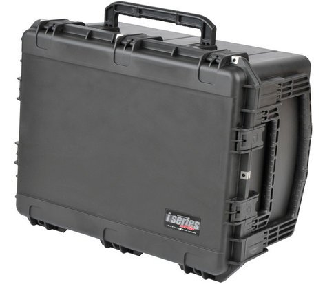"SKB Cases 3I-2922-16BE iSeries Pro Audio Utility Case with Wheels, 29""x22""x16"", Empty 3I-2922-16BE"