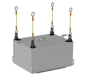 "Tannoy CMS1201DC [RESTOCK ITEM] Ceiling Speaker, 12"" Dual Concentric CMS1201DC-RST-01"