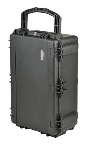 """SKB Cases 3I-3019-12BE iSeries Pro Utility Case with Wheels, 30.5""""x19.5""""x12"""", Empty 3I-3019-12BE"""
