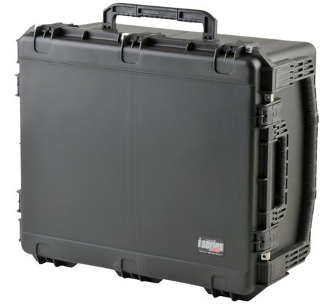 """SKB Cases 3I-3026-15BE iSeries Pro Audio Utility Case with Wheels, 30""""x26""""x15"""", Empty 3I-3026-15BE"""