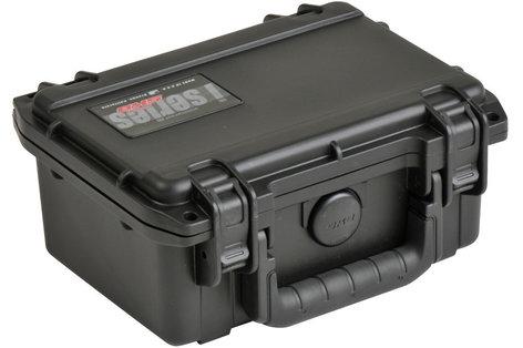 "SKB Cases 3I-0705-3B-C  iSeries Waterproof Case with Cubed Foam Interior, 7.5""x5""x3.25"" 3I-0705-3B-C"
