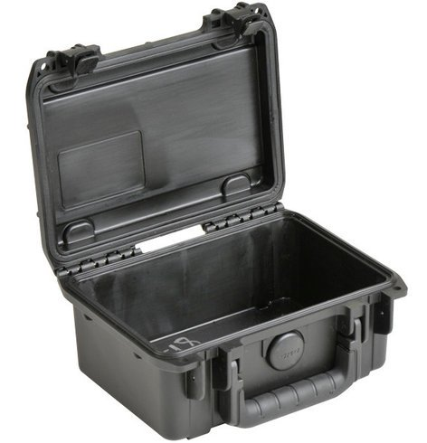 "SKB Cases 3I-0705-3B-E iSeries Waterproof Case with Empty Interior, 7.5""x5""x3.25"" 3I-0705-3B-E"
