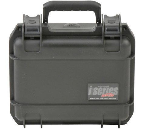 SKB Cases 3I-0907-4B-L Molded Waterproof Case, 9x7x4, Layered Foam Interior 3I-0907-4B-L