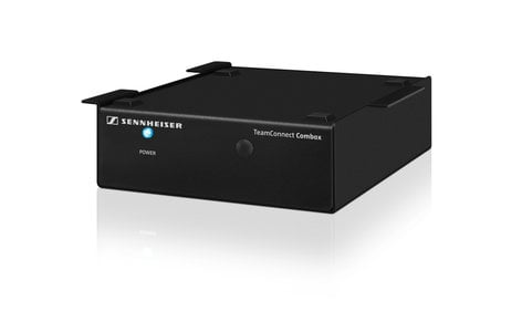 Sennheiser TeamConnect Audio Conferencing System Package, Standard Fix TEAMCONNECT-S-FIX