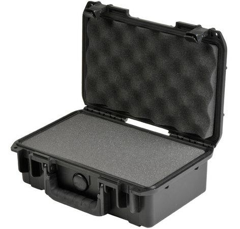 "SKB Cases 3I-1006-3B-C iSeries Waterproof Case with Cubed Foam Interior, 10.7""x6""x3.25"" 3I-1006-3B-C"