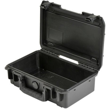 "SKB Cases 3I-1006-3B-E iSeries Waterproof Case with Empty Interior, 10.7""x6""x3.25"" 3I-1006-3B-E"