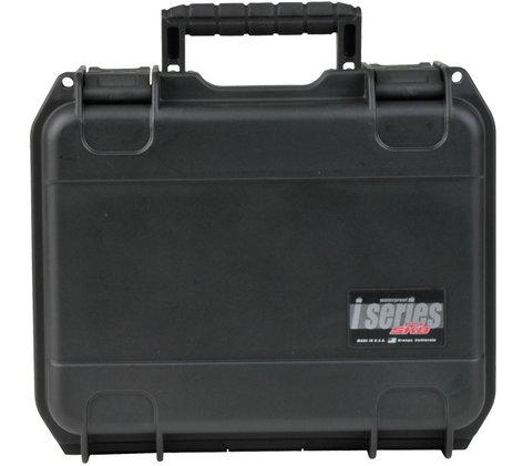 "SKB Cases 3I-1209-4B-L iSeries Waterproof Case with Layered Foam Interior, 12""x9""x4.5"" 3I-1209-4B-L"
