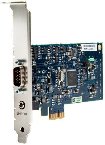 Osprey Video 260e PCIe Analog Video Capture Card Stereo Audio with SimulStream 95-00474