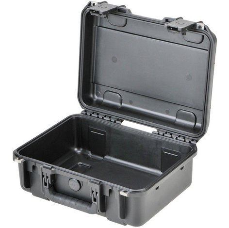 "SKB Cases 3I-1510-6B-E iSeries Waterproof Case with Empty Interior, 15""x10.5""x6"" 3I-1510-6B-E"