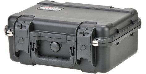 "SKB Cases 3I-1510-6B-L iSeries Waterproof Case with Layered Foam Interior, 15""x10.5""x6"" 3I-1510-6B-L"
