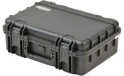 "SKB Cases 3I-1711-6B-L iSeries Molded Waterproof Case with Layered Foam Interior, 17""x11.5""x6"" 3I-1711-6B-L"