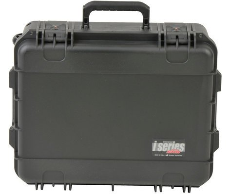 "SKB Cases 3I-1914-8BTC iSeries Waterproof Case with TSA Latches, Cubed Foam Interior and Wheels, 19""x14.38""x8"" 3I-1914-8BTC"