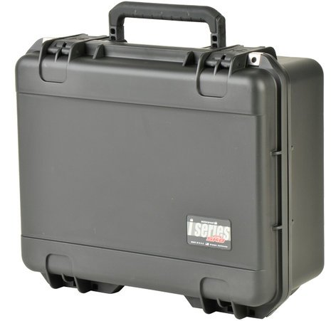"""SKB Cases 3I-1914N-8B-D iSeries Waterproof Utility Case with Padded Dividers, 19""""x14.25""""x8"""" 3I-1914N-8B-D"""