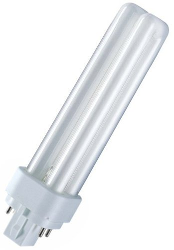 Osram Sylvania CF13DD/E/835 3500 K CFL/Compact Fluorescent Dimmable Lamp CF13DDE835