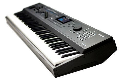 Kurzweil Forte 7 76-Key Fully-Weighted Digital Piano KFORTE-7