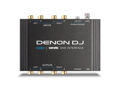 Denon DS1-DENON Digital Vinyl System for Serato DJ Software DS1-DENON