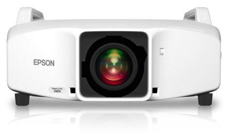 Epson PowerLite Pro Z9870NL 8700 Lumens XGA 3LCD Large Venue Projector without Lens POWERLITE-Z9870NL