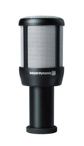 Beyerdynamic TG D50d Dynamic Cardioid Microphone for Drums, Percussion and Instruments TG-D50D