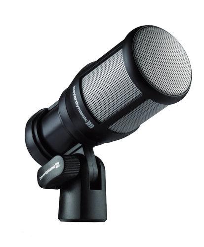 Beyerdynamic TG-D50D TG D50d Dynamic Cardioid Microphone for Drums, Percussion and Instruments TG-D50D