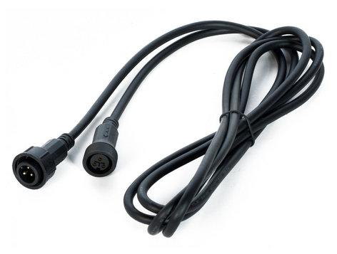 Elation Pro Lighting SIXPAR/3MDLC 9.8 ft Male to Female IP Data Link Extension Cable SIX-PAR/3MDLC