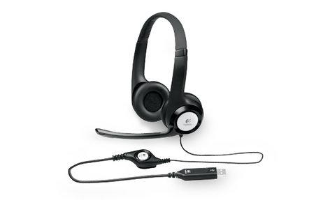 Logitech H390  USB Headset, 981-000014 H390