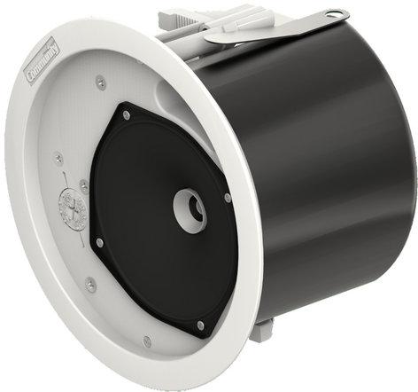 "Community C4 Commercial Design Series 4.5"" 2-Way 60 Watt Full-Range Ceiling Speaker with 8 Ohm or  70V Operation C4"