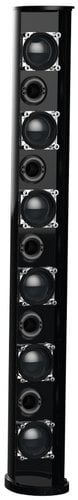 Community ENT-LF ENTASYS Low Frequency Extension Column Line Array System in Black ENT-LF