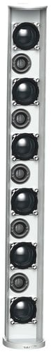 Community ENT-LFW ENTASYS Low Frequency Extension Column Line Array System in White ENT-LFW