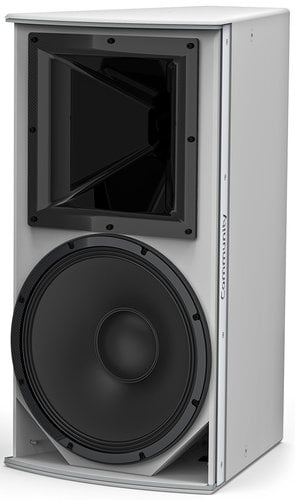 "Community IP6-1152/26 I Series 15"" 2-Way 600W (8 Ohms) Passive/Bi-Amp Installation Loudspeaker in White with 120°x60° Dispersion IP6-1152/26W"