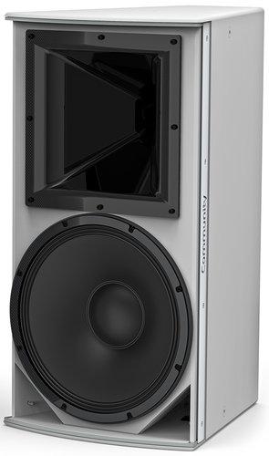 "Community IP6-1152/26 I Series 15"" 2-Way 600W (8 Ohms) Passive/Bi-Amp Installation Loudspeaker in White with 120°x60° Dispersion IP6-1152/26W"