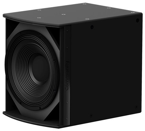 """Community IS6-115 I Series 15"""" 700W (8 Ohms) Passive Installation Subwoofer in Black IS6-115B"""