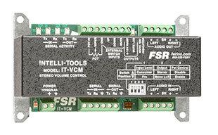 FSR, Inc IT-VCM Line Level Volume Control Module with Serial Loop Through IT-VCM