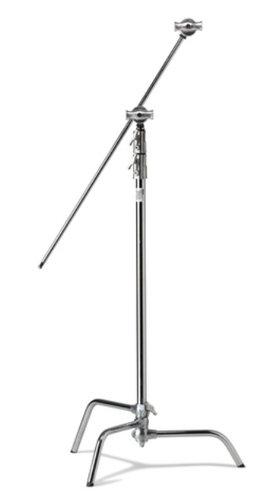 """Kupo KS703912 40"""" Master C-Stand with Sliding Leg Kit in Silver KS703912"""