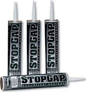 Auralex STOPGAP Acoustical Sealant, Tube STOPGAP