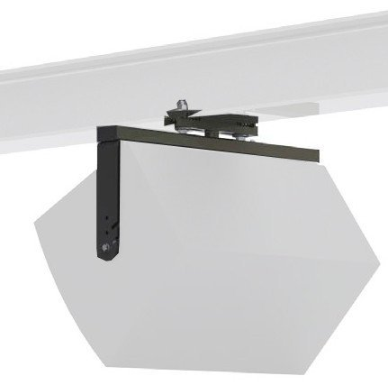 """ATM SBC7-12-CA-20 Swivel Beam Clamp with 20"""" Arm for 7""""-12"""" Beams SBC7-12-CA-20"""