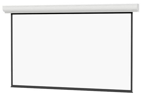"""Da-Lite 92633LS  120"""" Diagonal 4:3 Contour Electrol Projection Screen with 69""""x92""""NPA and High Contrast Matte White Surface 92633LS"""