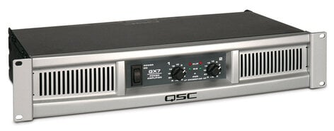 QSC GX7-QSC 725 W/CH @ 8 Ohms Power Amplifier GX7-QSC