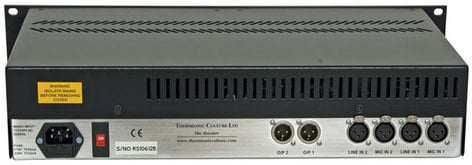Thermionic Culture The Rooster 2 2-Channel Microphone Preamp/DI/EQ ROOSTER-2