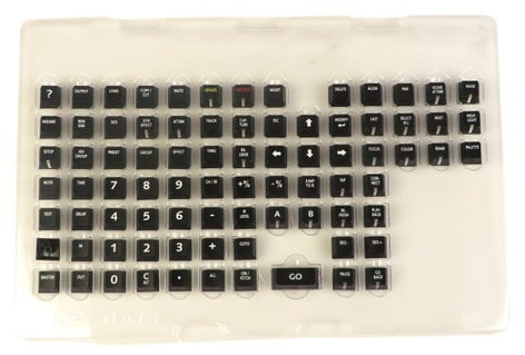 ETC/Elec Theatre Controls 4320A4010  Full Set of Keys for Congo Kid 4320A4010