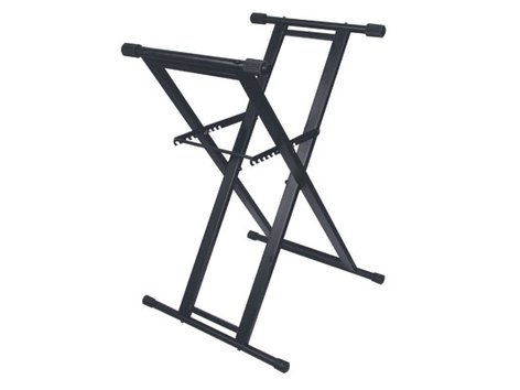 Odyssey LTBXS  Double-Braced X-Stand for DJ Coffin Cases LTBXS
