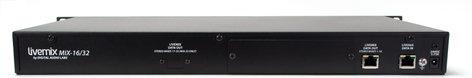 Livemix Digital Bundle Eight Mix Bundle for Dante™ Digital Input LM-DIGITAL-SK1