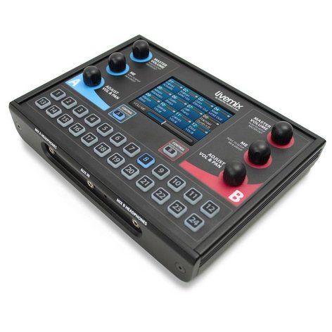 Livemix LM-DIGITAL-SK1 Digital Bundle Eight Mix Bundle for Dante™ Digital Input LM-DIGITAL-SK1