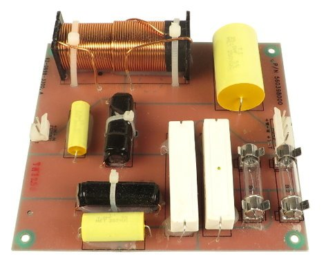 Electro-Voice F.01U.270.069  Crossover Assembly for ZX4 F.01U.270.069