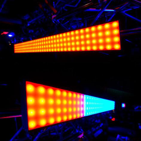 ADJ FLASH KLING BATTEN 160x0.164W SMD RGB LED Pixel Panel FLASH-KLING-BATTEN
