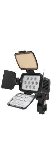 IDX Technology X10-LITE High Performance LED On-board Camera Light X10-LITE