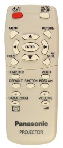 Panasonic N2QAYA000011  Remote for PT-LB3U N2QAYA000011