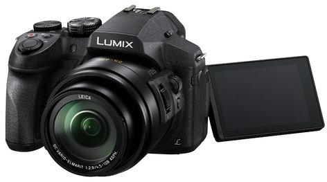 Panasonic DMC-FZ300K 12.1MP LUMIX FZ300 4K 24X F2.8 Long Zoom Digital Camera DMC-FZ300K