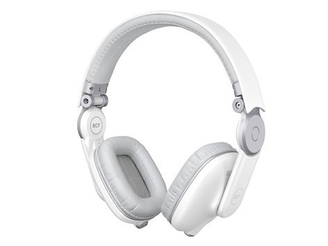RCF Iconica Supra-Aural Headphones in White ICONICA-W